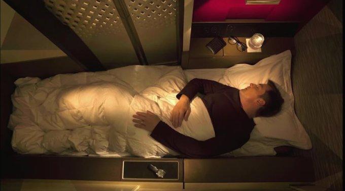 """<p class=""""Normal""""> Đứng ở vị trí số 1 là Etihad Airways, hãng hàng không quốc gia của UAE. Hành khách khi đi máy bay của hãng có thể đặt dịch vụ """"căn hộ"""", bao gồm một ghế bành, giường ngủ và vòi hoa sen riêng biệt. Giá vé một chiều vào khoảng 30.000 USD. Ảnh: <em>Etihad Airways.</em></p>"""
