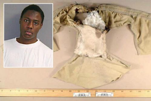 Thủ phạm vụ đánh bom bất thành vào năm 2009 là Umar Farouk Abdulmutallab (ảnh), khi đó tên này 23 tuổi.