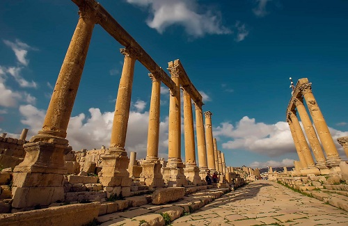Experience interesting things in Jordan