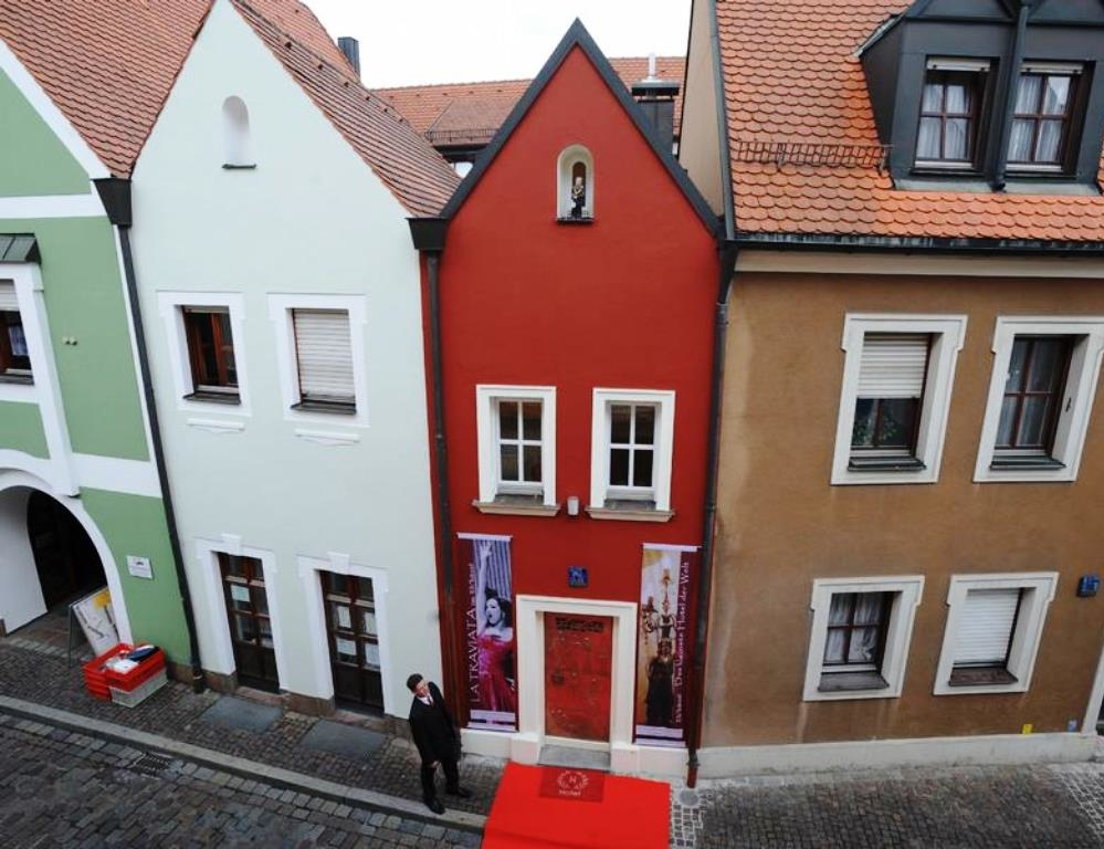 The smallest hotel in the world in Germany