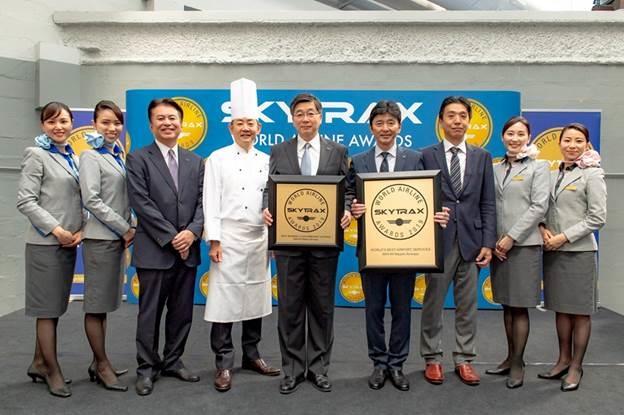 3 trải nghiệm với hãng hàng không 5 sao Nhật Bản