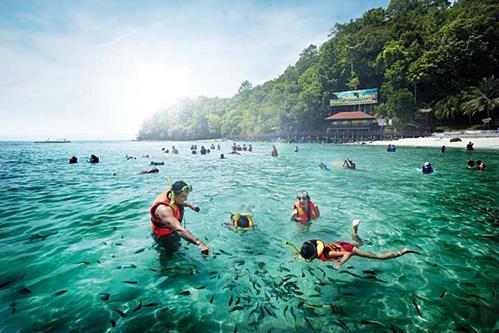 4 điểm đến mùa hè tại Malaysia - ảnh 2