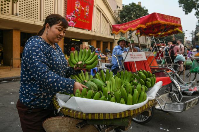 Cuộc sống đời thường của người dân luôn thu hút sự quan tâm của du khách quốc tế khi đến Việt Nam. Ảnh: Kiều Dương.