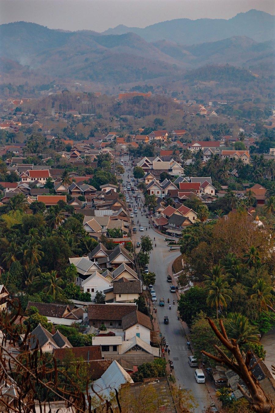 Những ngày bình yên ở Luang Prabang - 1
