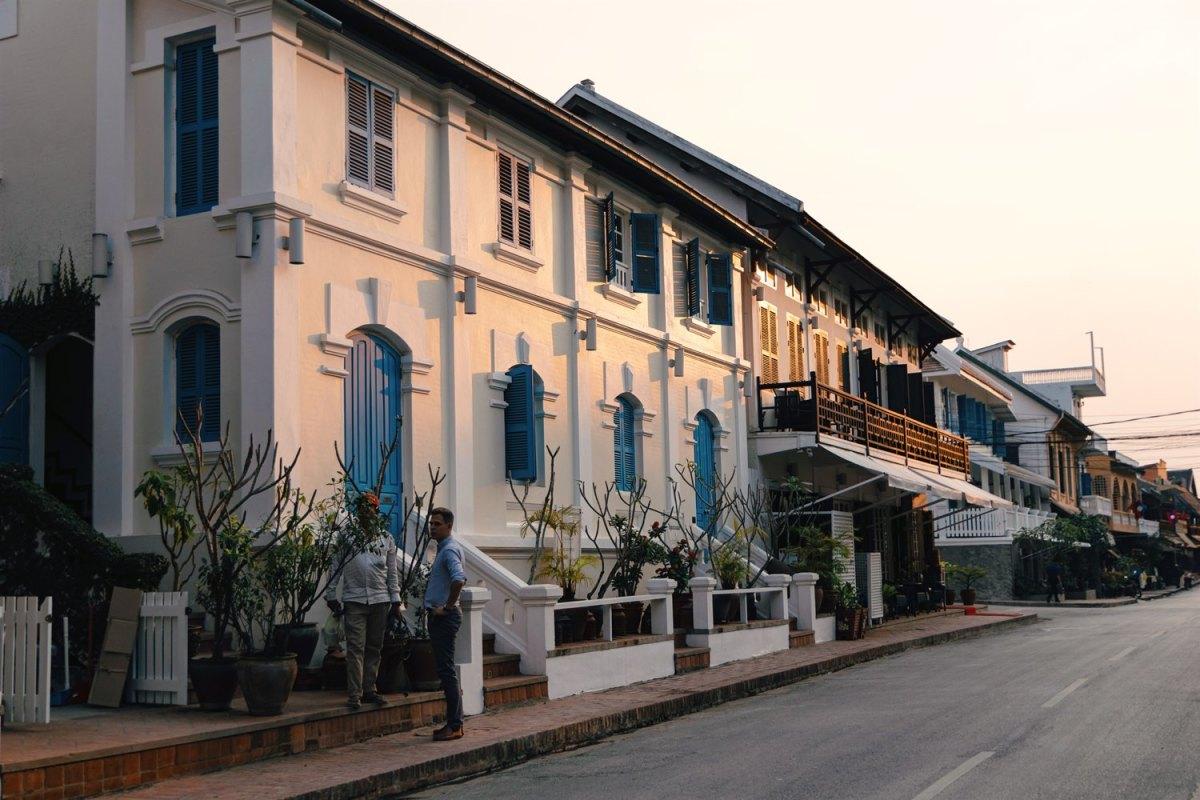 Những ngày bình yên ở Luang Prabang - 2
