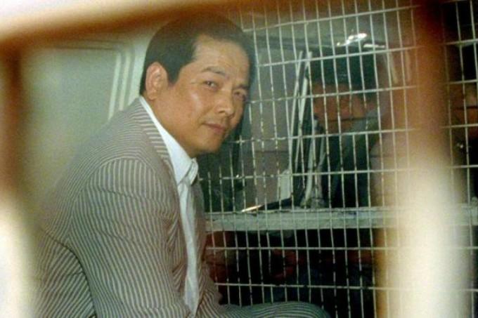 Koi lãnh án 13 năm 10 tháng tù và cuối cùng mãn hạnvào năm 2012. Ảnh:SCMP.