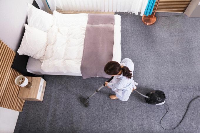 Nhiều người sau đại dịch sẽ ưu tiên đặt phòng khách sạn hơn là qua Airbnb, vì họ tin rằng ở khách sạn phòng ốc và mọi thứ sẽ được vệ sinh tốt hơn. Ảnh:Andrer Popov/Shutterstock.