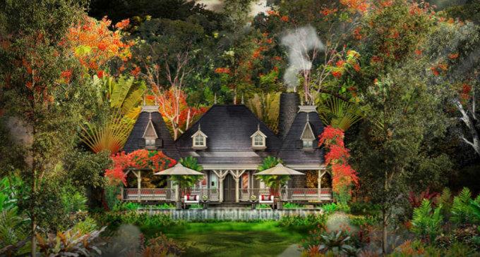 Nhiều chiếc lồng được Bensley thiết kế đẹp như những ngôi nhà bước ra từ cổ tích.