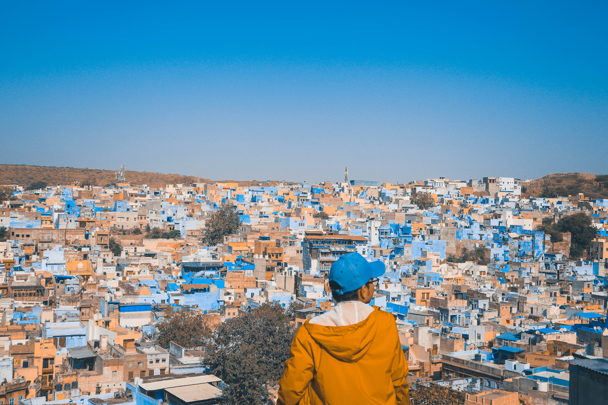 A day in the blue city | Jaipur - The beautiful pink city of India