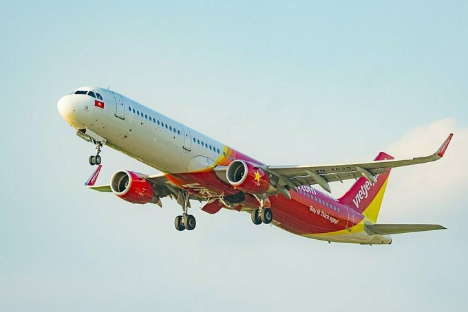 Vietjet Air đẩy mạnh các chương trình khuyến mãi để kích cầu du lịch.