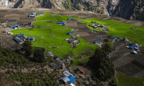 Những ngôi làng bí ẩn trên dãy Himalaya