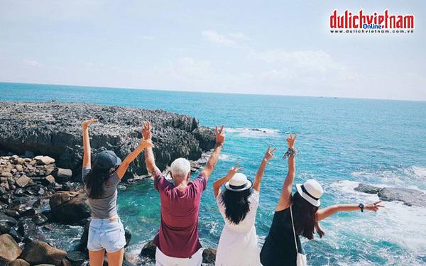 Tour du lịch hè đi Quy Nhơn.