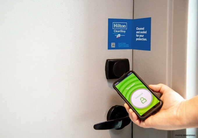Đối mặt với nỗi lo lây nhiễm nCoV của khách và các quy định nghiêm ngặt của chính quyền về dịch bệnh, các khách sạn đã hiểu rằng Sạch sẽchính là từ quan trọng nhất trong kinh doanh lúc này. Ảnh:Will Newton/Time.