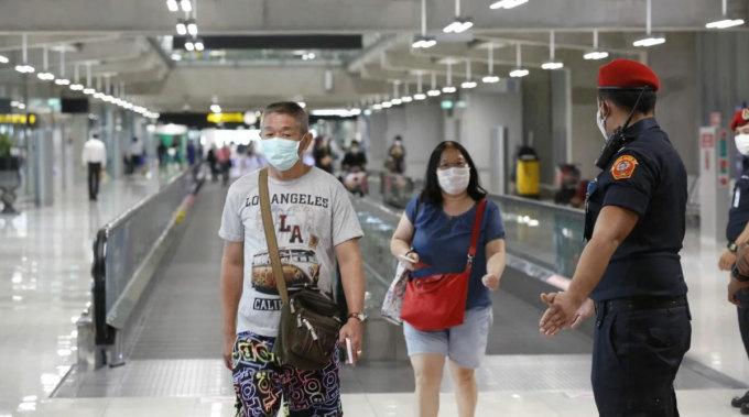 Các ca nhiễm mới tại Thái Lan 2 tuần gần đây đều là trường hợp ngoại nhập. Nghĩa là bệnh nhân là những công dân Thái từ nước ngoài trở về. Ảnh: Bangkok Post.