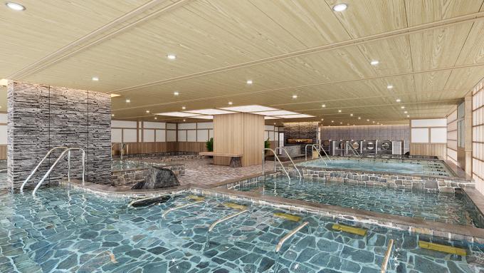 Flamingo Cát Bà Beach Resort có hệ thống chăm sóc sức khỏe, sắc đẹp tiện ích.