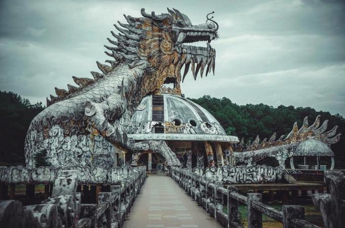Công viên giải trí Hồ Thủy Tiên