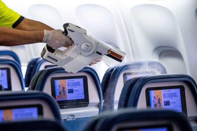 Vài năm trở lại đây, những mối lo ngại này thậm chí đã thôi thúcQuốc hội Mỹ cho thực hiện nhữngnghiên cứu sâu hơn về ô nhiễm không khí trên máy baytrong đạo luật năm 2018của Cục Hàng không Liên bang Mỹ (FAA). Ảnh:Fox Business.