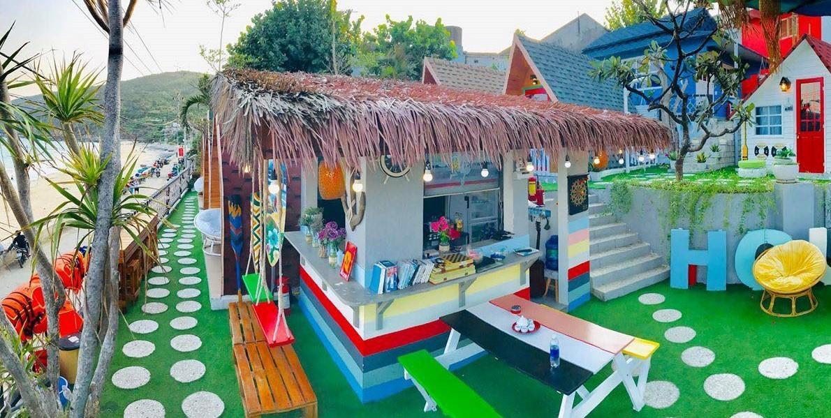 3 homestay ven biển hút khách ở Quy Nhơn