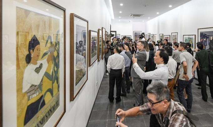 Không gian mới này là mạch kết nối giữa các nhà trưng bày thường xuyên của Bảo tàng, được cho là giúp lộ trình tham quan của du khách liên tục và thuận tiện hơn.