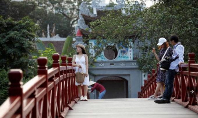 Reuters ca ngợi du lịch Việt Nam phục hồi nhanh