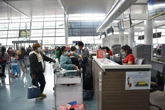 Những khách quốc tế được phép nhập cảnh gồm khách doanh nhân, người nước ngoài có vợ hoặc chồng là công dân Thái, các công nhân có giấy phép làm việc hoặc thẻ cư trú dài hạn. Ảnh: Phuketnews.
