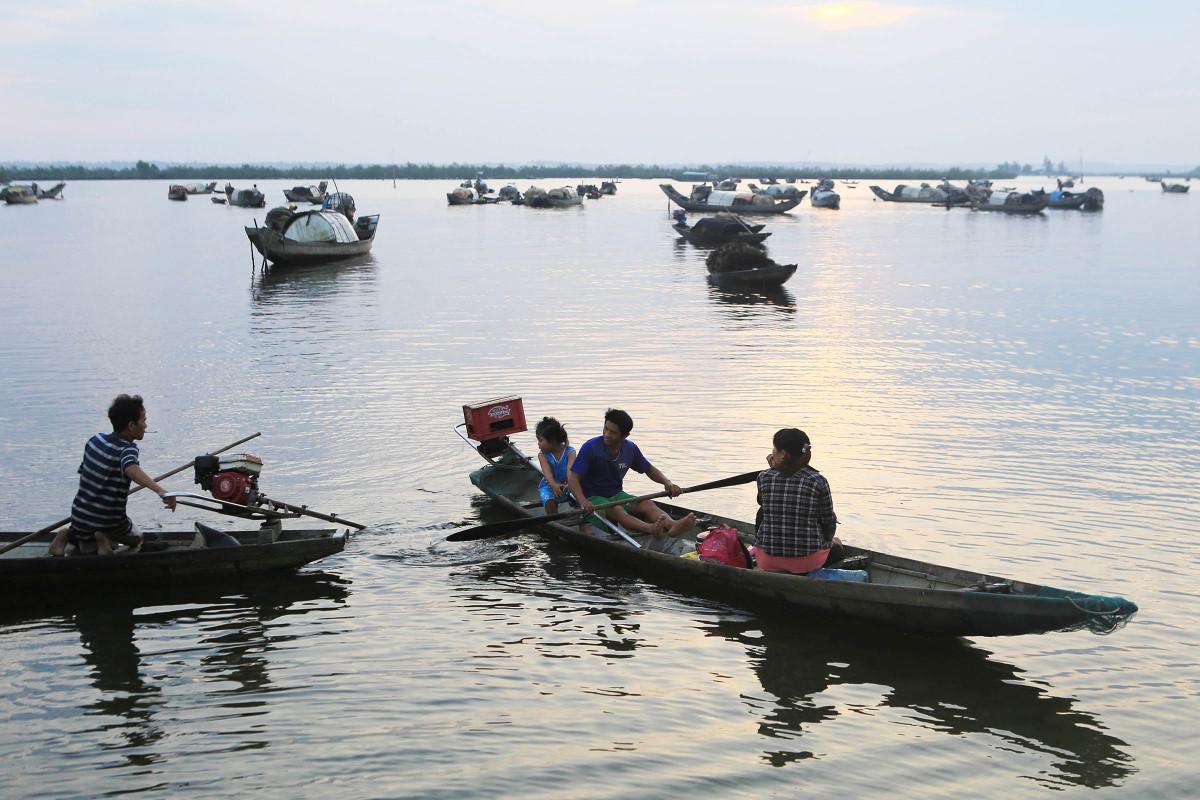Trù phú đầm phá Tam Giang - Cầu Hai 160