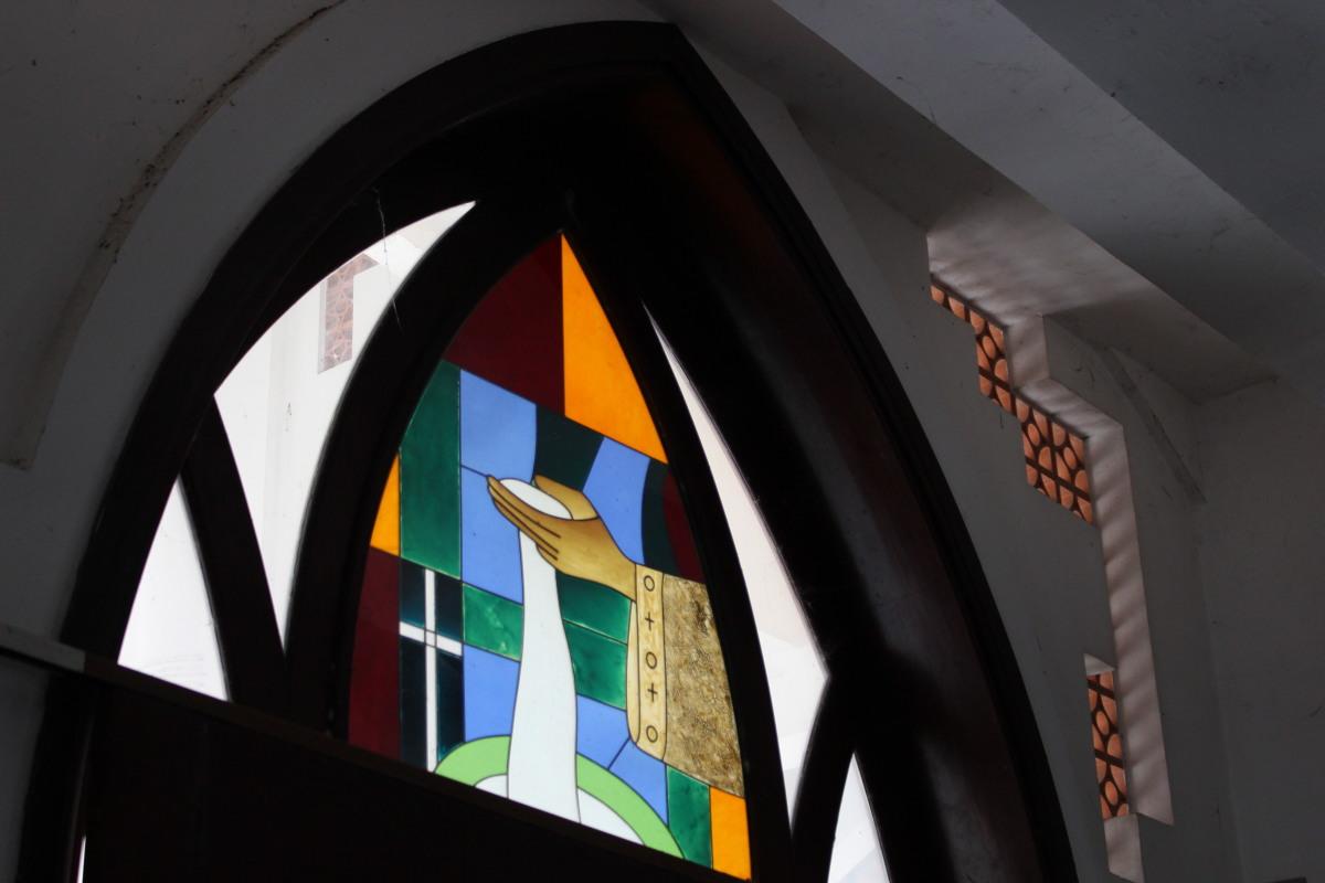 Ngôi giáo đường có mái đầu đao - 7