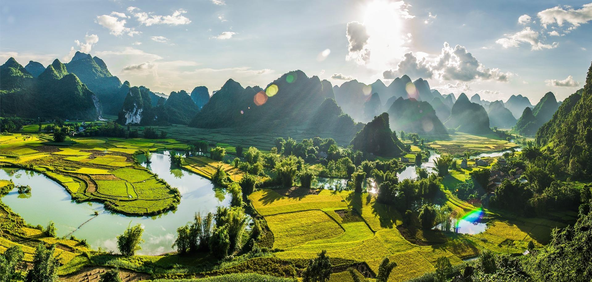 Cao Bằng vào top điểm đến đẹp nhất thế giới