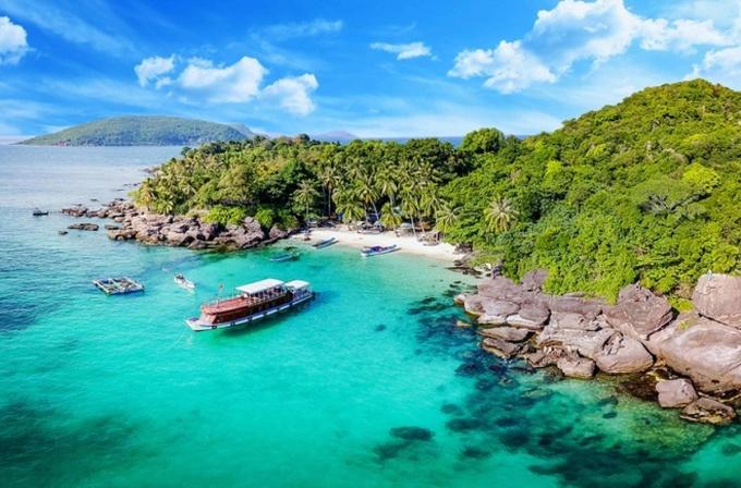 Hãng hàng không Bamboo Airways dự kiến sẽ mở đường bay kết nối Côn Đảo với các địa phương TP HCM, Hà Nội và Cần Thơ. Ảnh: Hoài Thu.