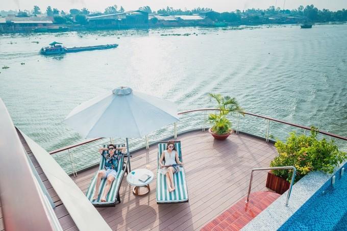 Victoria Mekong miễn phí vé máy bay cho khách tour miền Tây - Đài ...