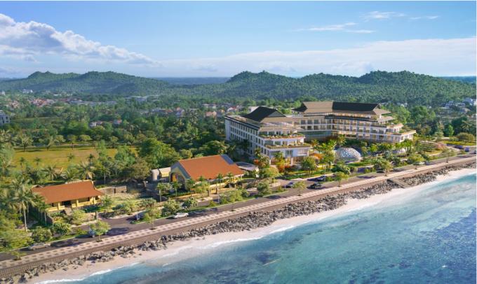 The Secret Côn Đảo là khách sạn đầu tiên do AKYN Group sở hữu và quản lí.