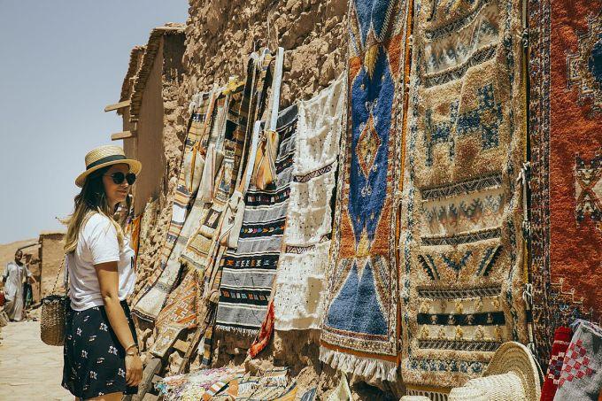 Tới Morocco, bạn như lạc vào xứ sở nghìn lẻ một đêm. Ảnh: Shutterstock