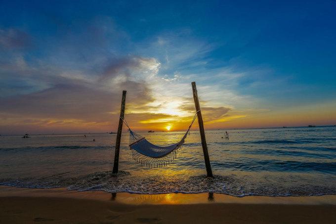 Cảnh biển từ Novotel Phu Quoc Resort. Ảnh: Novotel Phu Quoc Resort