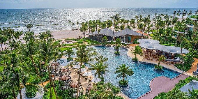 Trong đại dịch, xu hướng chọn các khách sạn hạng sang đang được du khách trên thế giới hướng đến vì tin tưởng vào sự sạch sẽ, an toàn.