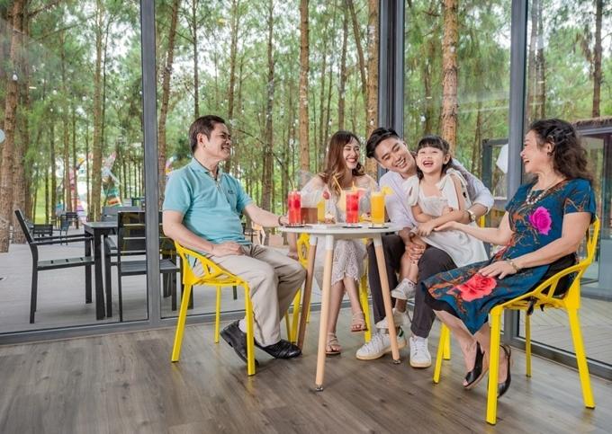 Theo các doanh nghiệp, xu hướng du lịch tại chỗ với nhóm gia đình sẽ nở rộ sau dịch. Ảnh: Bích Huệ