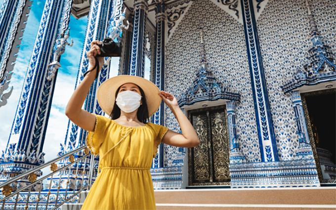 Ấn Độ tự tin mở cửa đón khách quốc tế nhất thế giới