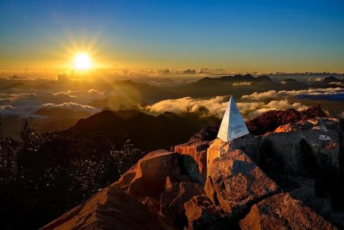 Khu du lịch Sun World Fansipan Legend tung chương trình ưu đãi để thu hút khách đến Sapa dịp Lễ 2/9. Ảnh: Phạm Huyền