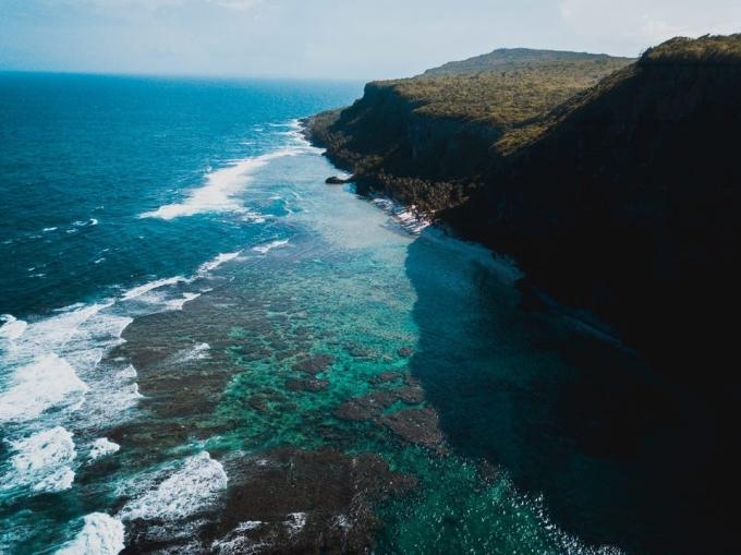 Cộng hoà Dominica là một hòn đảo xinh đẹp giữa vùng Caribbean. Ảnh: Go Dominica Republic