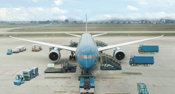 Mức giá vé chiều từ Việt Nam đến Nhật Bản là từ 10.194.000 đồng/chiều (giá vé đã bao gồm thuế phí). Ảnh: VNA