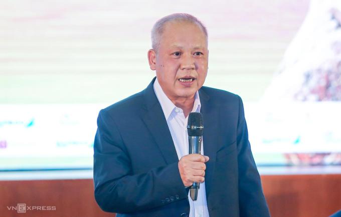 Ông Võ Huy Cường tại sự kiện.