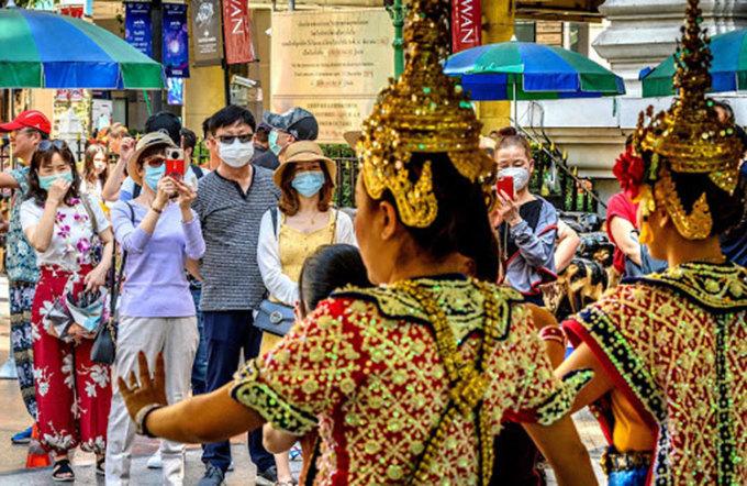 Nhiều du khách mắc kẹt ở Thái Lan từ tháng 3 vì Covid-19. Ảnh: Asianews