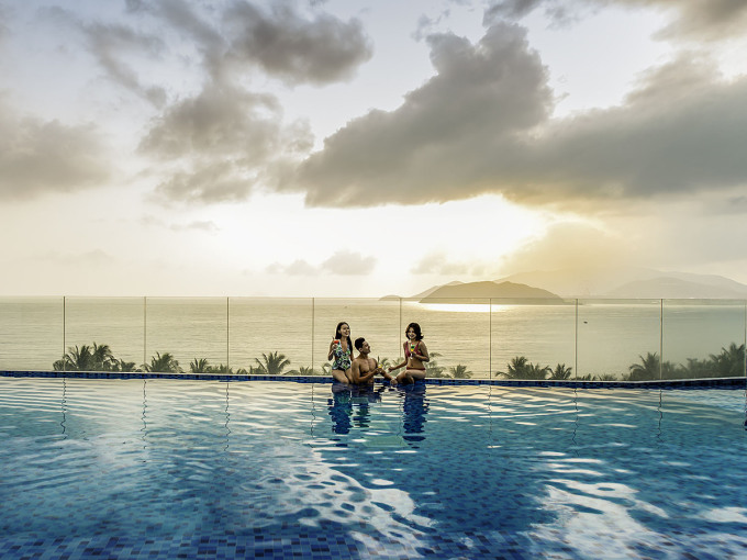 Vinpearl Resort & Spa Hạ Long. Ảnh: Vietnam Booking.