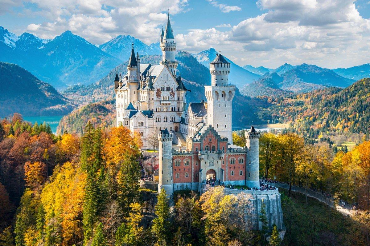 10 nơi đón mùa thu đẹp nhất thế giới - 1