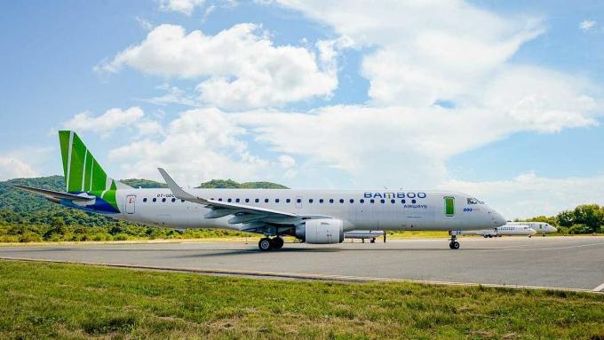 Từ ngày 18/11, Bamboo Airways sẽ mở thêm 2 đường bay mới từ Đà Nẵng và Thanh Hóa đi Côn Đảo. Ảnh: Anh Đức