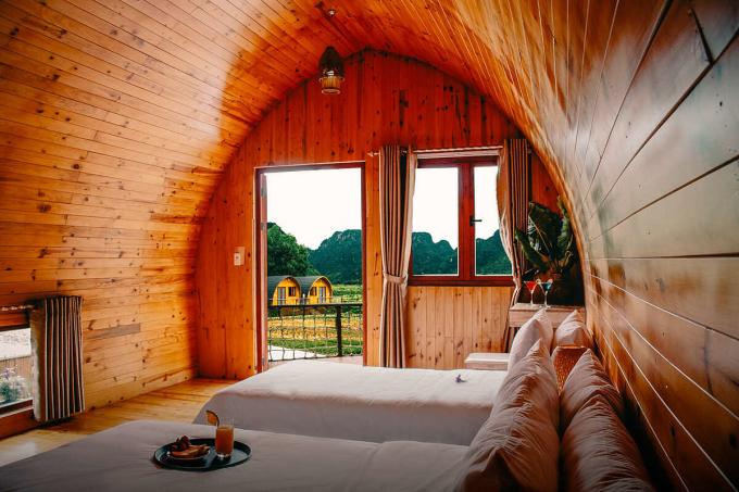 Khoảng thời gian ở nhà cùng người thân trong Covid-19 dần thay đổi các ưu tiên khi đi du lịch của du khách và khơi gợi mong muốn tận hưởng thiên nhiên nhiều hơn.  Ảnh: Chày Lập Farmstay