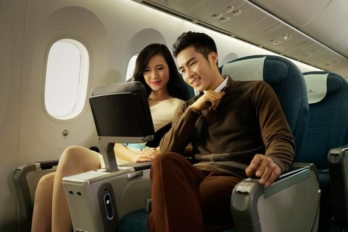 Vietnam Airlines phục vụ ấn phẩm điện tử trên chuyến bay