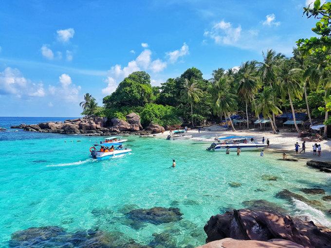 Phú Quốc là một trong những điểm đến yêu thích của du khách Việt.