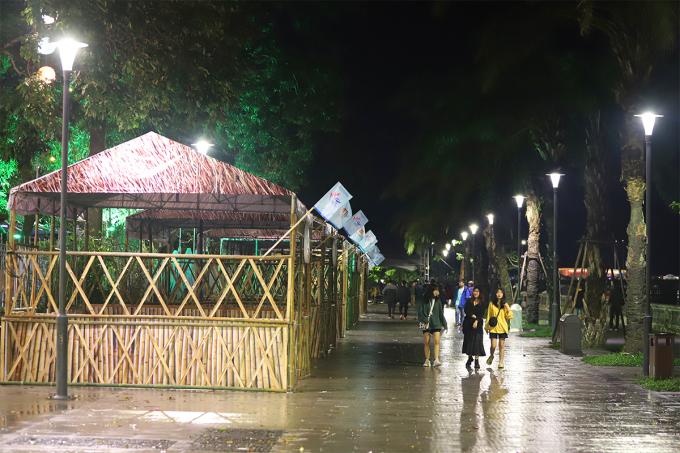 Phố đi bộ Nguyễn Đình Chiểu sẽ là nơi tổ chức  ngày hội áo dài. Ảnh: Võ Thạnh