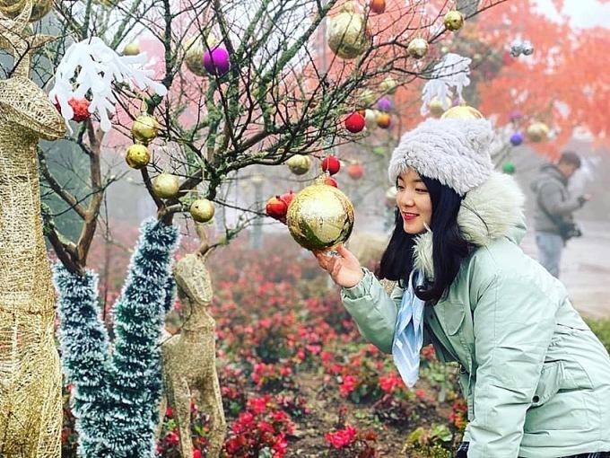 Lễ hội mùa đông tại Fansipan dịp Giáng sinh - 16