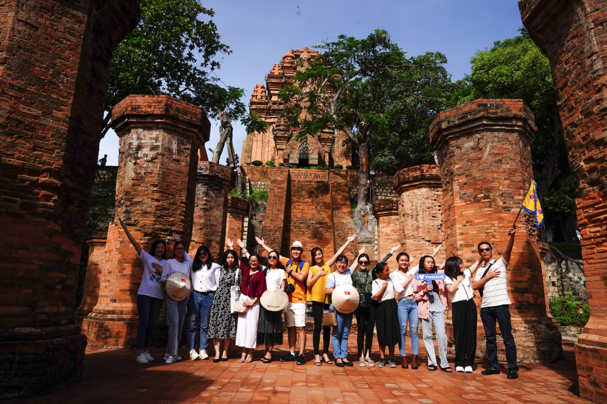 Check-in cung đường Phan Rang - Nha Trang dịp Tết